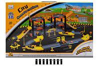 Детский паркинг Р8088, трек