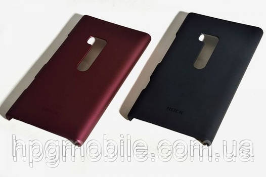 Чехол для Nokia Lumia 500 / 603 / 701 / 800 / 900 - ROCK Naked Shell
