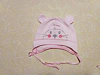 Детская шапка для новорожденного БЕМБИ