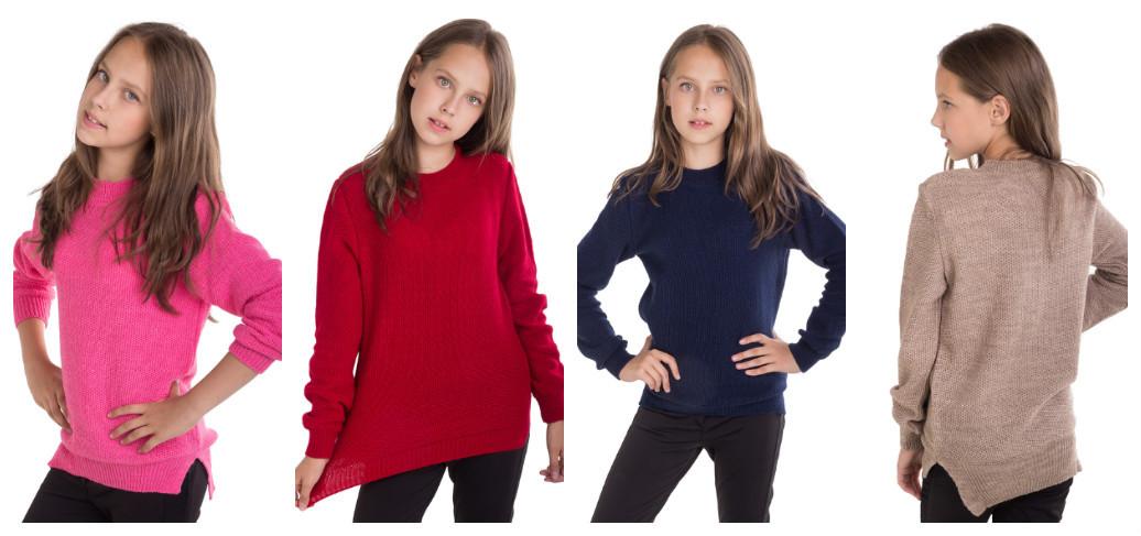 Джемперы для подростков девочек доставка