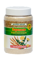 Мелкодисперсные зародыши пшеницы с одуванчиком