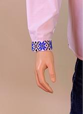 """Мужская вышиванка """"Никита"""" с длинным рукавом, фото 3"""