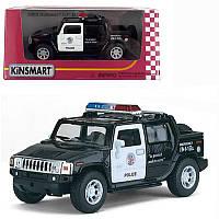 KINSMART Hummer H2 SUT Police