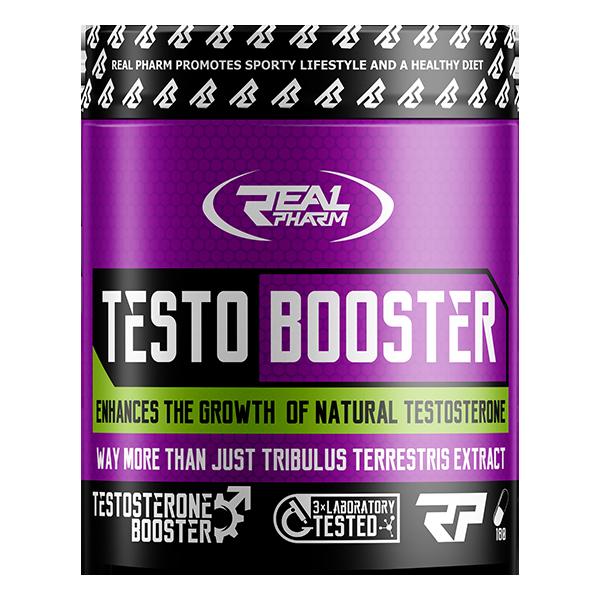 Real Pharm Testo Booster 180 caps реал фарм тестобустер