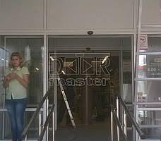 Автоматические двери Gilgen SLA, ФОРА (г. Киев) 23.07.2014 1
