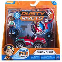 Игровой набор Маленький инженер Расти -Картинг трансформер Руби -Rusty Rivets-Ржавые заклепки,Spin Master