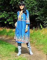 Платье женское с вышивкой (№35)