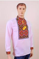 """Мужская вышиванка """"Георгий"""" с длинным рукавом, фото 2"""