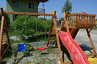 Детский игровой комплекс ДП-3, фото 1