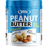 Real Pharm Peanut Butter Crunchy 1000 g реал фарм арахисовое масло