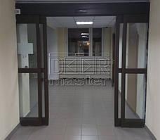 Автоматические двери Gilgen SLA, Лисичанский НПЗ (г. Лисичанск) 22.12.2014