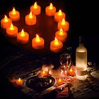 Беспламенные свечи электронные!
