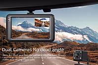 Автомобильный видеорегистратор Carcam T636 + выносная камера