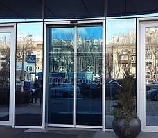 Автоматические двери Gilgen SLA, Киевстар (г. Киев) 04.02.2015 1