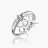"Серебряное кольцо без камней ""715"""