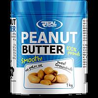 Real Pharm Peanut Butter Smooth 1000 g реал фарм арахисовая паста