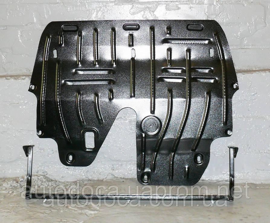 Защита картера двигателя и кпп Skoda Roomster 2007- с установкой! Киев
