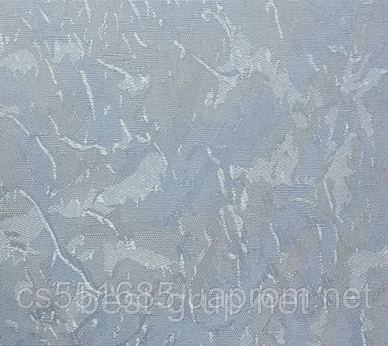 MSV-102 Сніжно Біла (0,625 х 1,70 м) Venecia (Венеція) -тканинні ролети Oasis Оазис