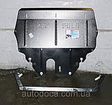 Защита картера двигателя и кпп Skoda Roomster 2007- с установкой! Киев, фото 2