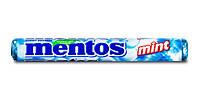 MENTOS MINT, мятные конфеты, 38 г
