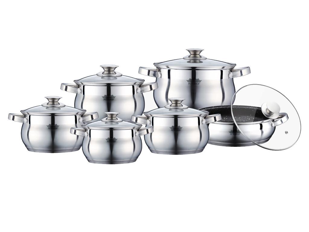 Набор посуды Peterhof Apollo PH-15773 (12 предметов)