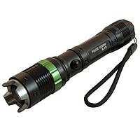 Фонарь Bailong BL-A15 мощный светодиод CREE R2 DN