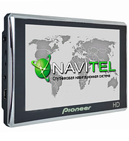 GPS навигатор Pioneer E6 Bluetooth 4gb AV 5 дюймов DF
