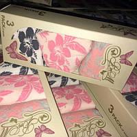 Носки женские демисезонные ароматизированные.