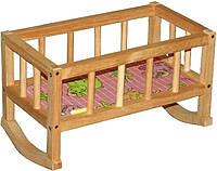 Кроватка для кукол Винни Пух (ВП-002) Bamsik