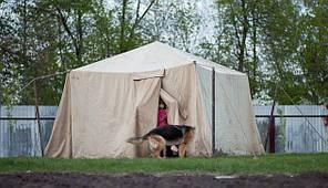 Палатка армейская б/у, фото 3