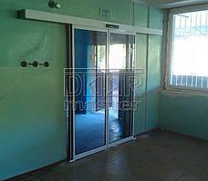 Автоматические двери Tormax 2101, Городская Больница №4 (г. Днепр) 14.09.2015