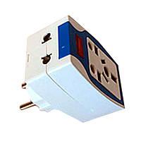 Универсальный сетевой тройник Camry 7195 FFNP