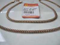 ЦЕПЬ золотая ШАРЛОТТА  55 см. 12,25 г. для МУЖЧИН и ЖЕНЩИН  Золото 585*