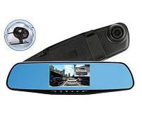 Видеорегистратор зеркало на 2 камеры Eplutus D17 DN