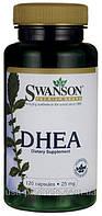 Дгэа DHEA 25 мг для сердечно-сосудистой системы США