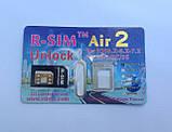 R-Sim Air2 Unlock iPhone 5S, 5C Sprint, T-mobile, фото 2