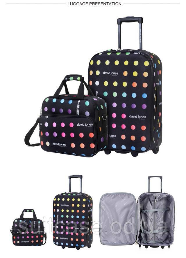 В этом разделе Вы можете купить чемоданы французского бренда David Jones (Дэвид  Джонс). Французская компания CCM, выпускающая бренд David Jones, ... f26fb97bb38