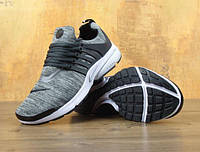 Кроссовки Air Presto Fleece Grey 41-45 рр.