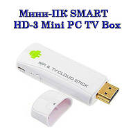 Мини-ПК SMART HD-3 Mini PC TV Box Smart TV Android 4.0 NF