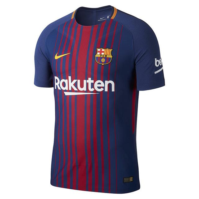 6ca16cc70436 Полный комплект футбольной формы «Барселоны» (основной), сезон 2017-2018