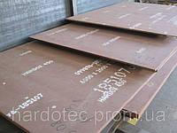 Лист Сталь Хардокс 450 4мм
