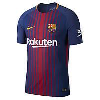 Футбольная форма Барселоны, сезон 2017/2018 (домашняя)