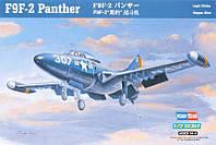 Сборная пластиковая модель самолета F9F-2 «Пантера»