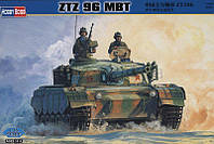 Сборная пластиковая модель танка PLA ZTZ96 MBT