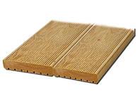 Деревянная терраса Лиственница, террасный пол, фото 1
