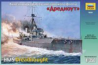 : Масштабная сборная модель корабля Дредноут