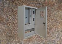 Щит учета распределительный металлический ЩУР-1Ф-Н-16 автоматов