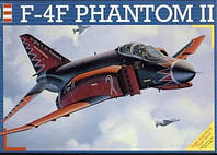 : Сборная масштабная модель самолета F-4F Phantom II