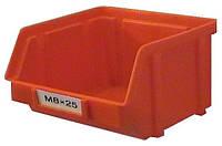 Пластиковый ящик 701 цветной