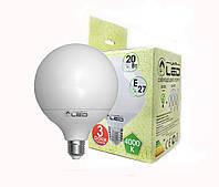 LED Лампа G120 20W E27 4000K